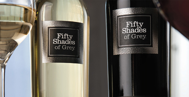 Вино Fifty Shades of Grey