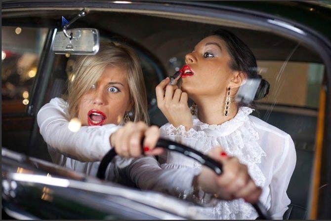 Странные автомобильные законы