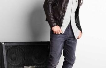 Брутальный и стильный мужской весенний look