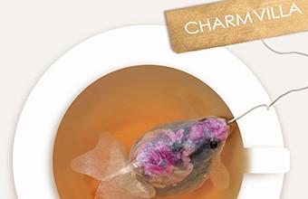Чайные пакетики Charm Villa