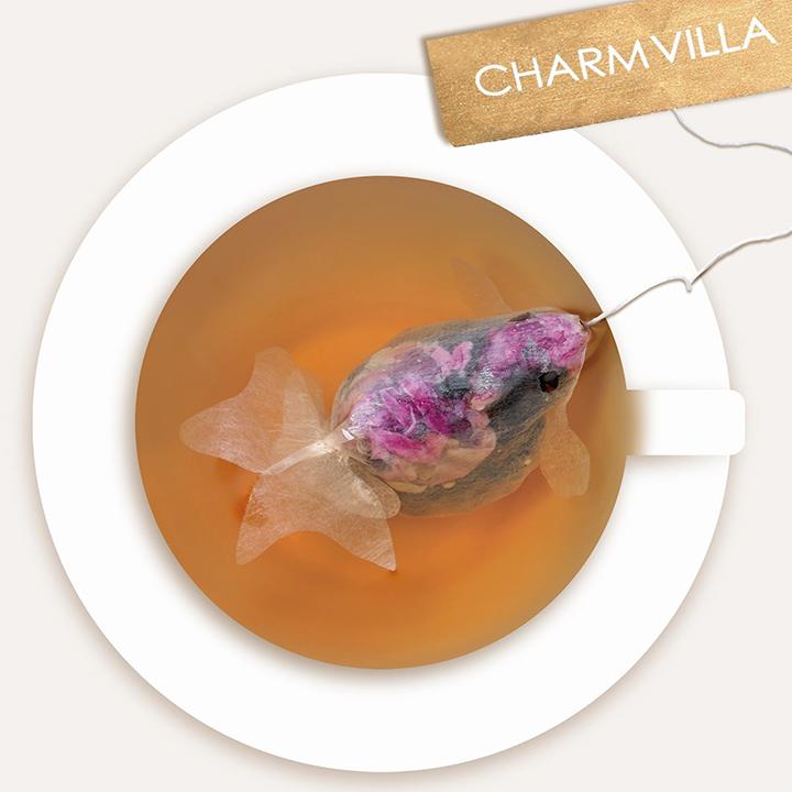 Пакетики чая Charm Villa