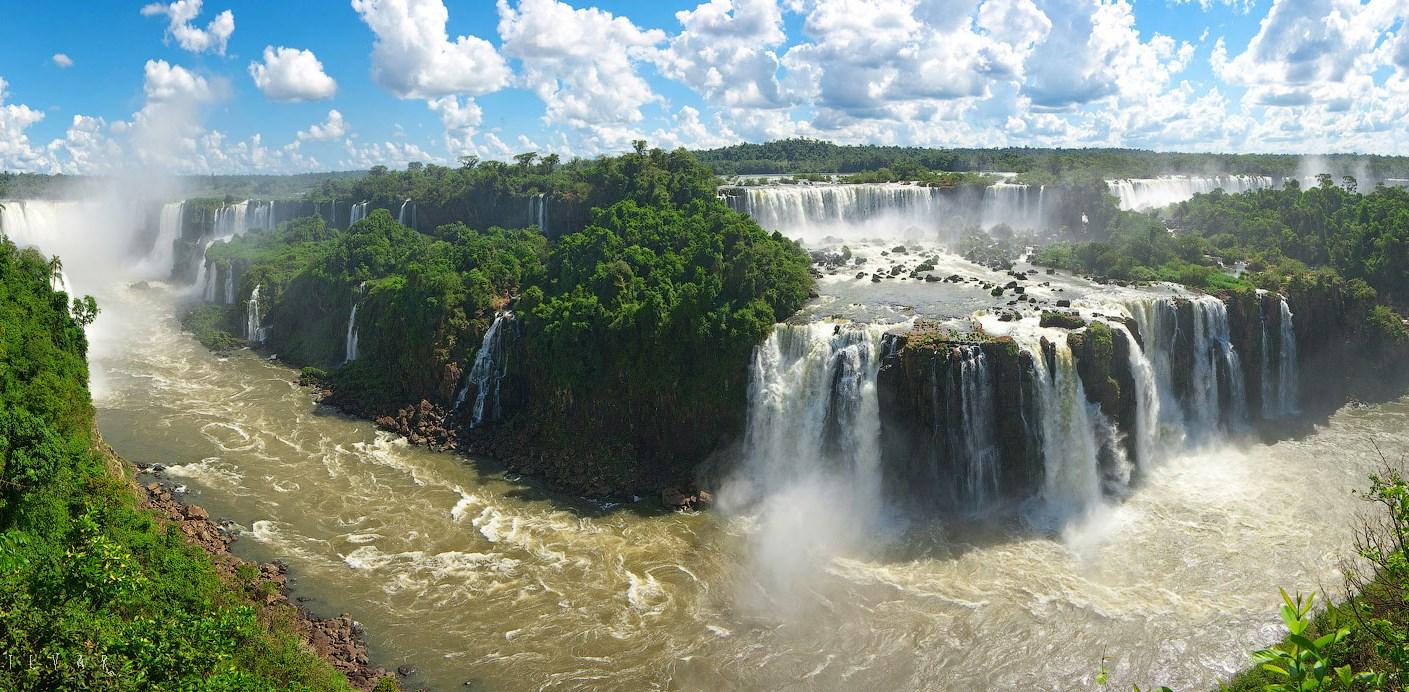 Водопады Игуасу фото