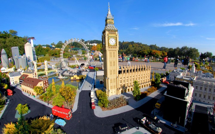 Парк LEGOLAND Windsor