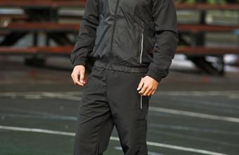 Стильный мужской look для бега