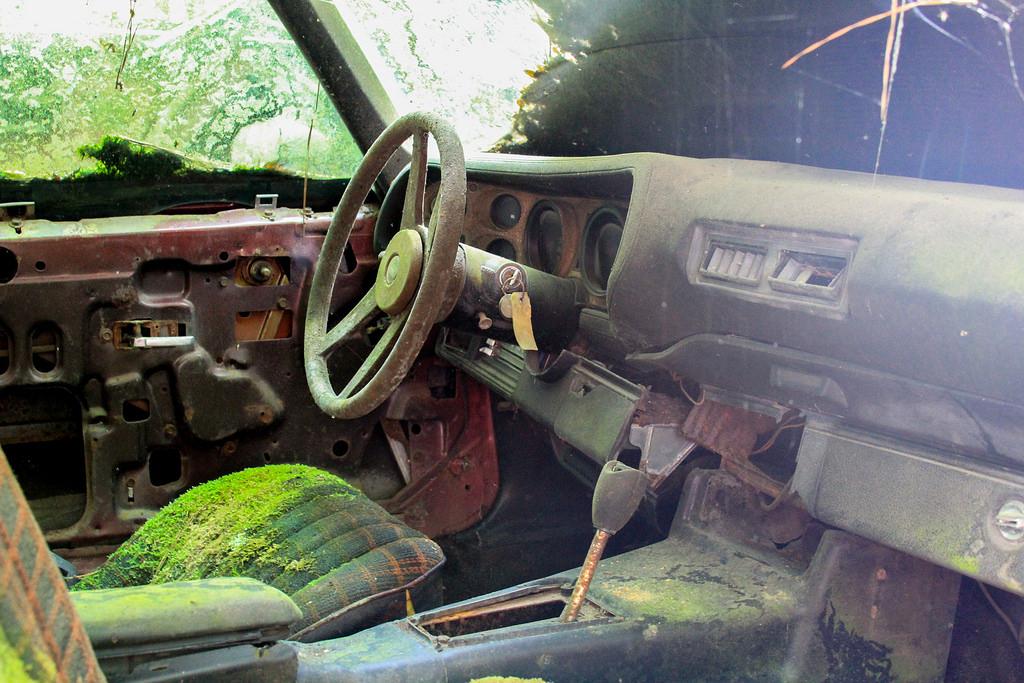 Кладбище старых автомобилей, фото 11