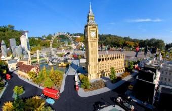 Развлекательные парки Европы
