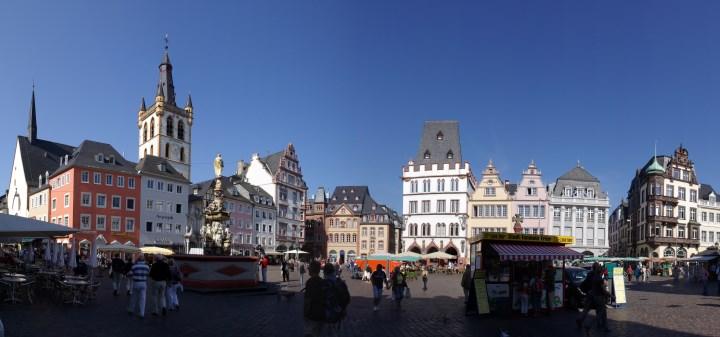 город Трир в Германии