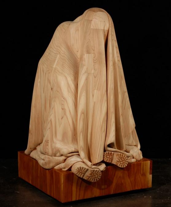 Деревянные скульптуры 6