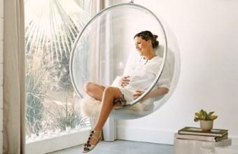 Кресло-пузырь фото