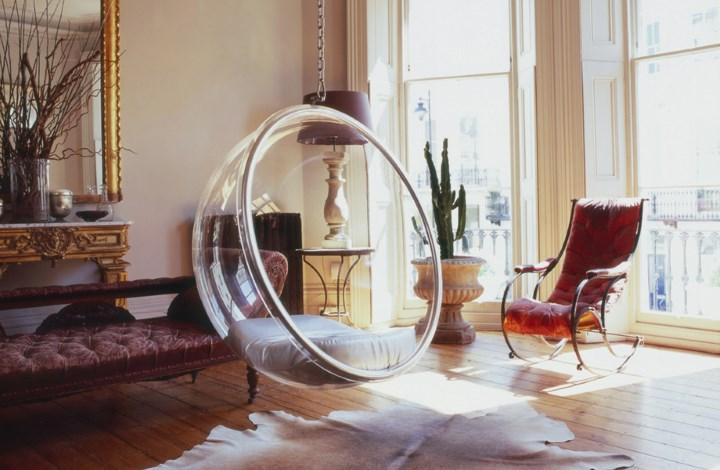 Кресло-пузырь фото 3