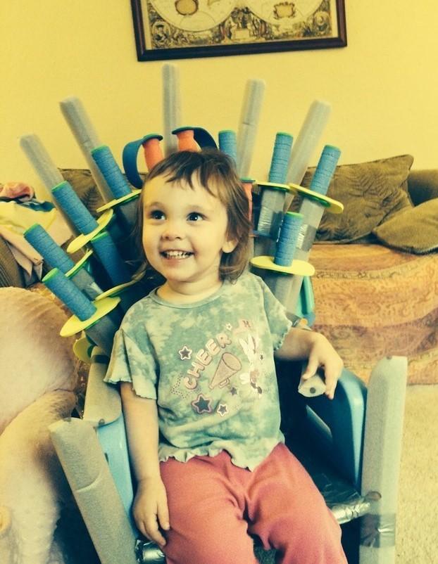 Железный трон своими руками 3