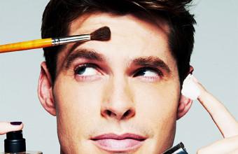 Секреты макияжа для мужчин