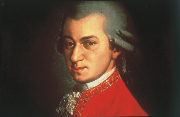 Моцарт фото