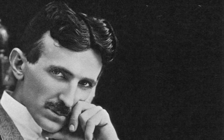 Никола Тесла фото
