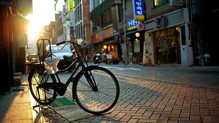 Вылавливатель велосипедов