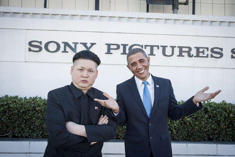 Барак Обама и Ким фото 3