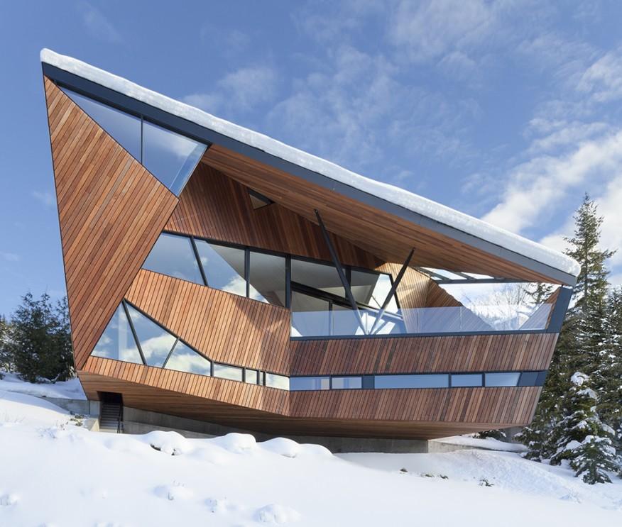 фото дома Patkau Architects