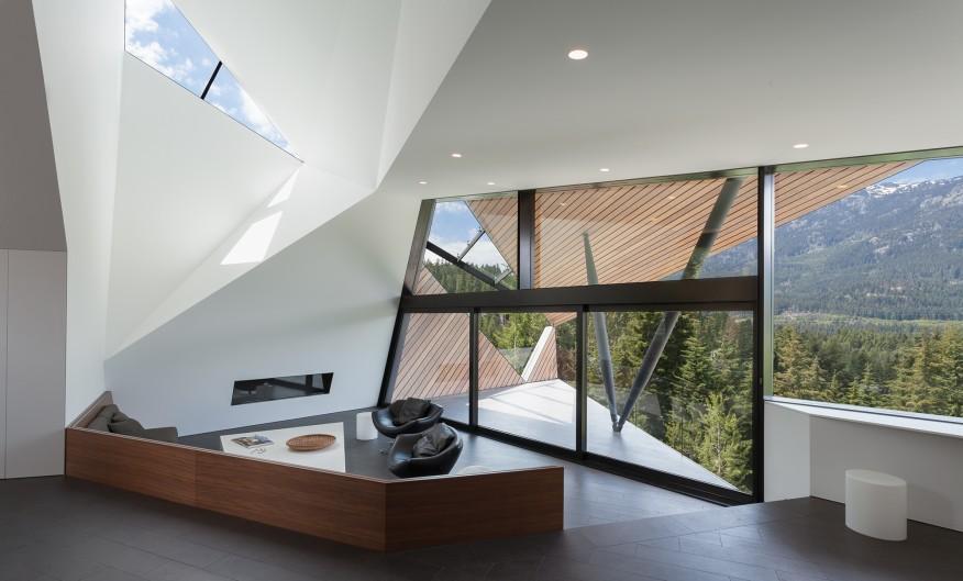 Дом от архитектурного бюро Patkau Architects