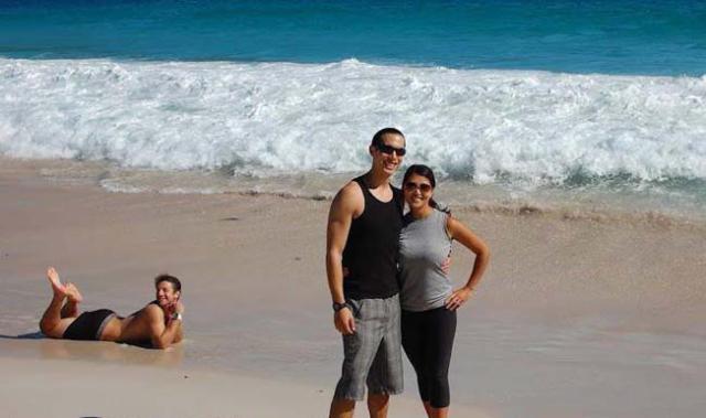 Смешные пляжные фото 2