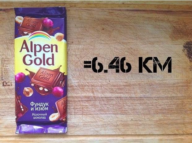 """Шоколадка """"Alpen Gold"""""""