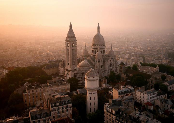 фото Сакре-Кёр (Париж)