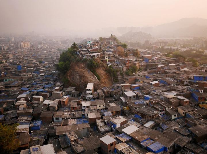 Трущобы в Мумбаи
