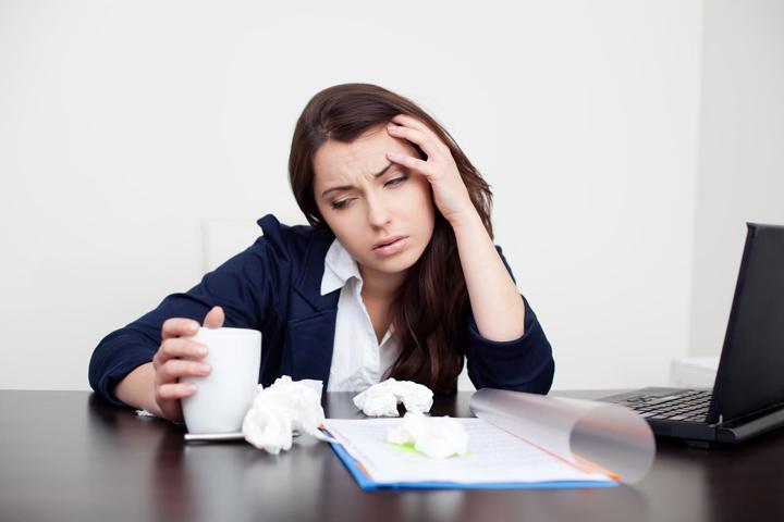 Простуда в офисе