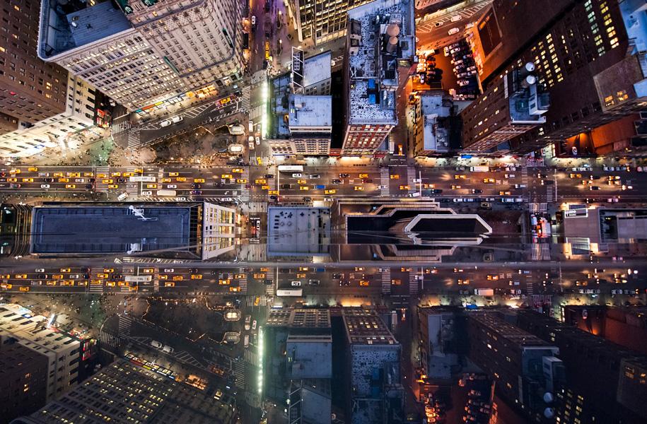Нью-Йорк с высоты 3