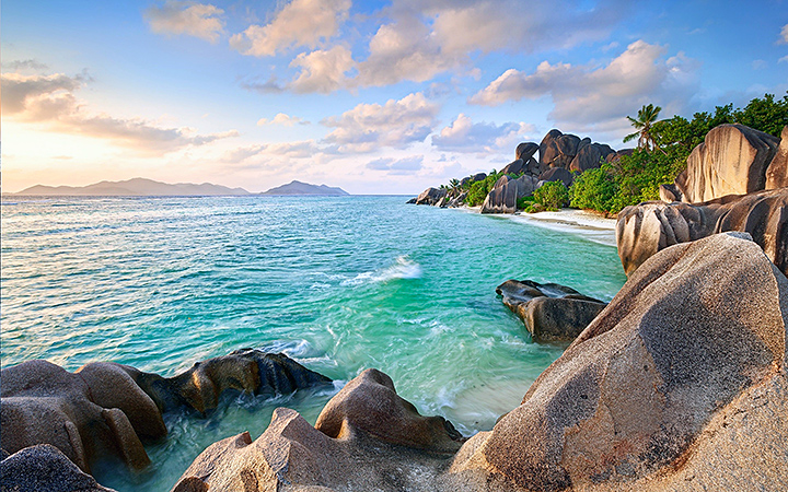 фото острова Ла-Диг (Сейшелы)