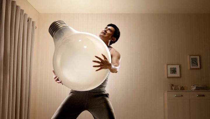 штраф за вкручивание лампочки