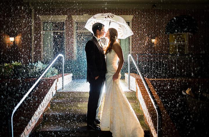 свадьба под дождем 13