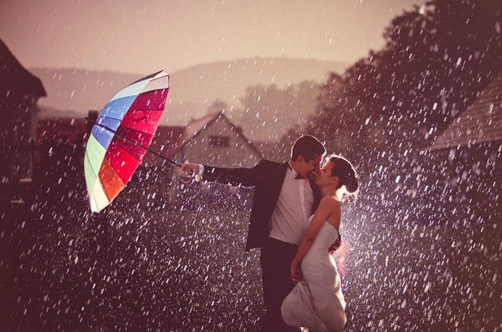 свадьба под дождем 3