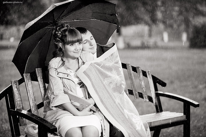 свадьба под дождем 5