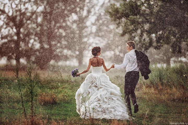 свадьба под дождем 8