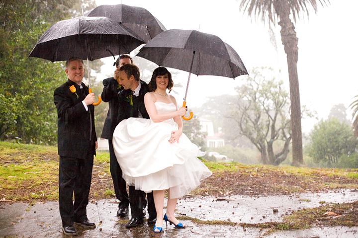свадьба под дождем 9