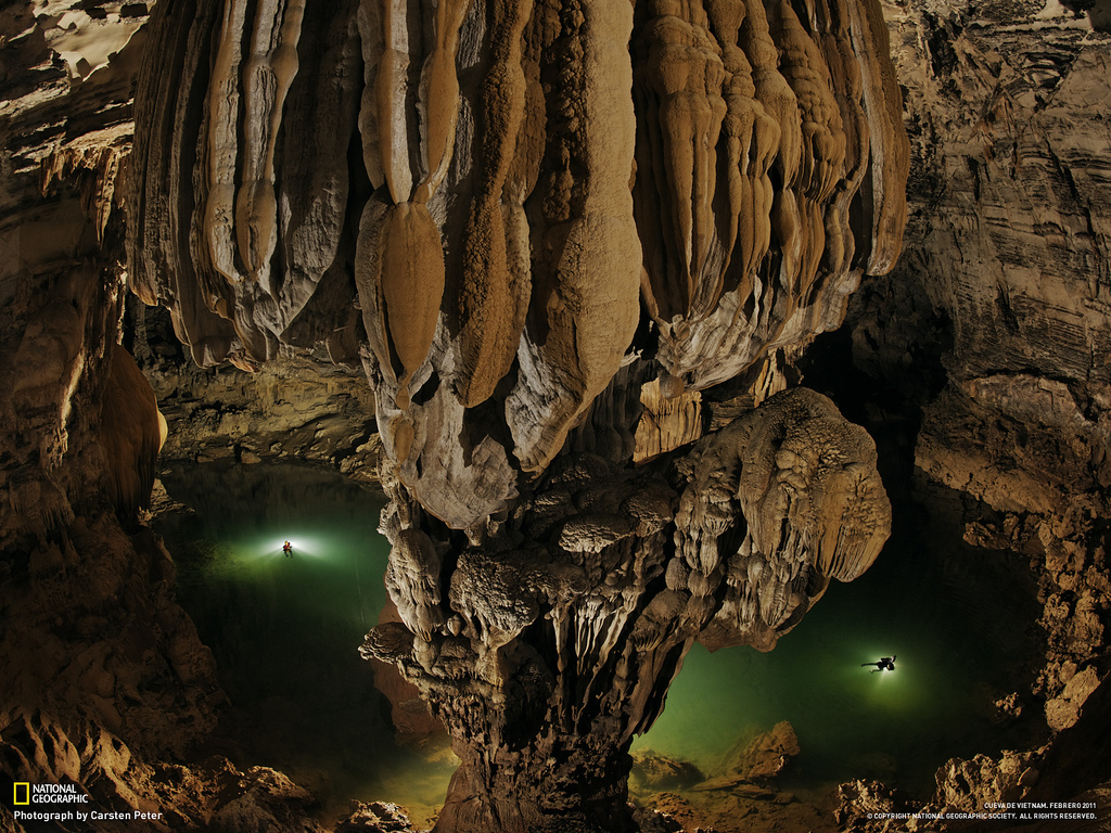 Пещера Шондонг фото 2