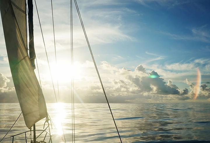 Жизнь и путешествие на яхте