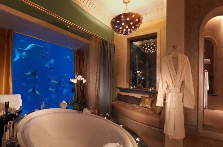Отель под водой фото 1