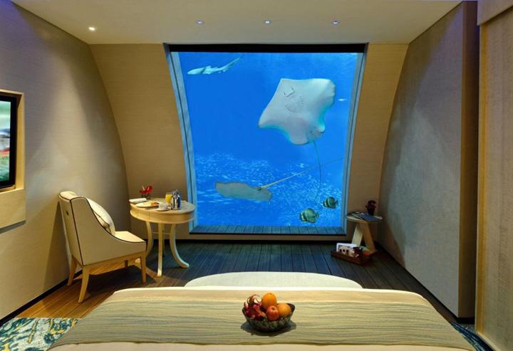 Отель под водой фото 2