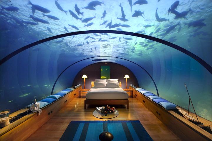 Отель под водой фото 3