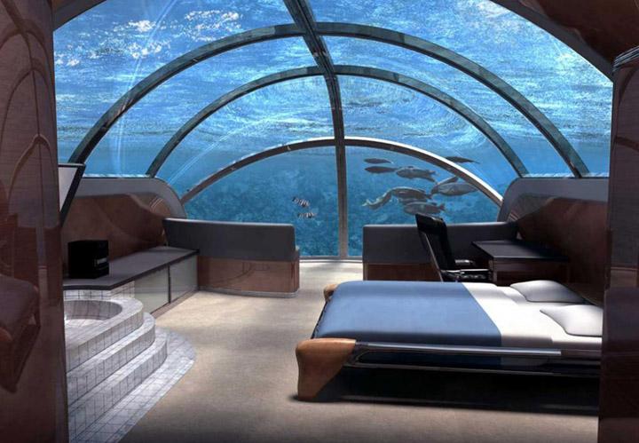 Отель под водой фото 4