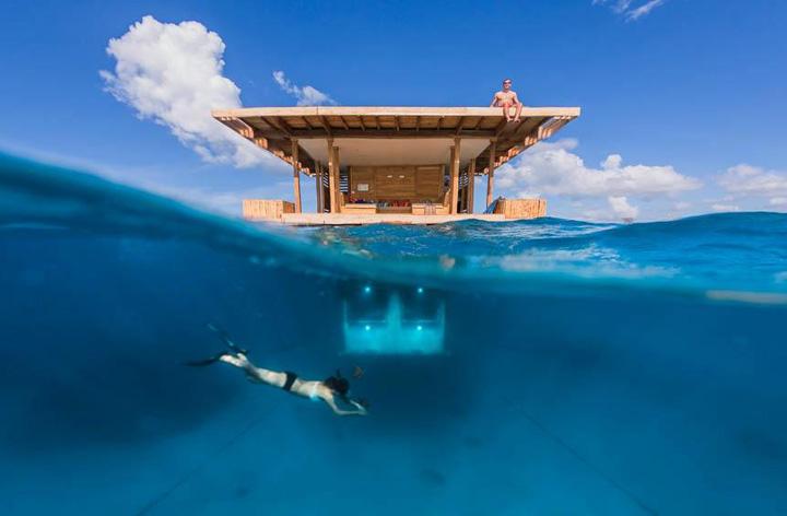Отель под водой фото 7