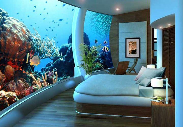 Отель под водой фото 9