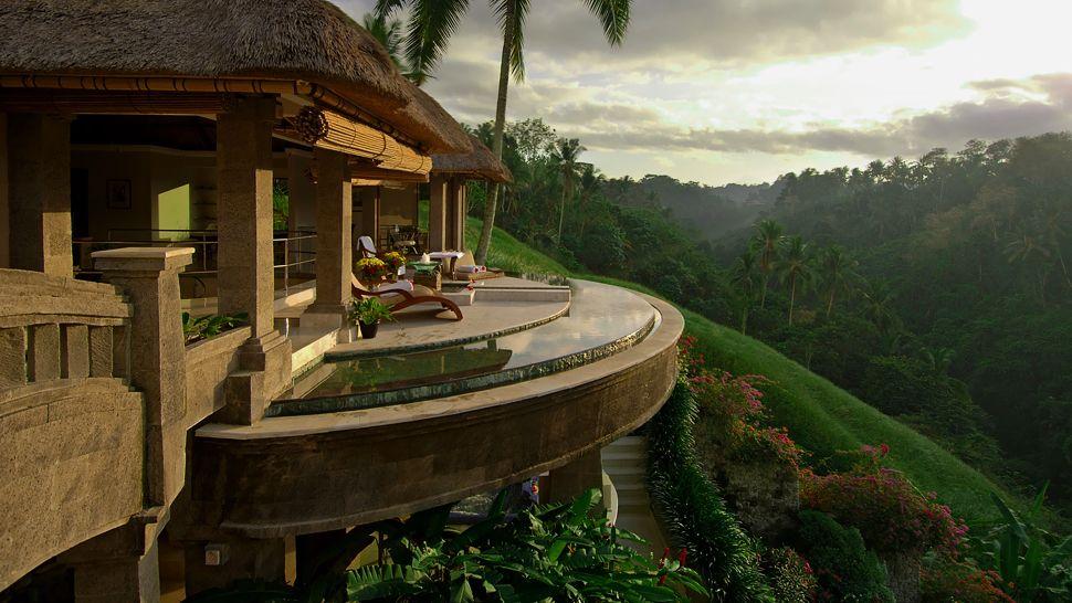 Отель Viceroy Bali фото