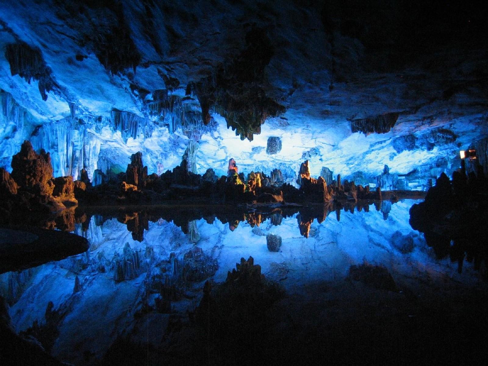 Пещеры светлячков фото 2