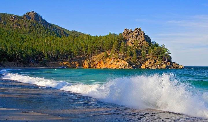 воды Байкала