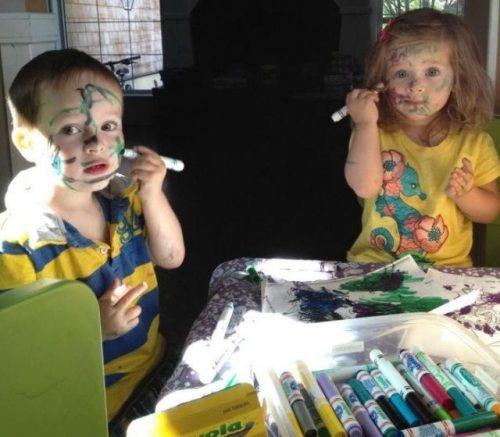 Дети разнесли дом фото 7