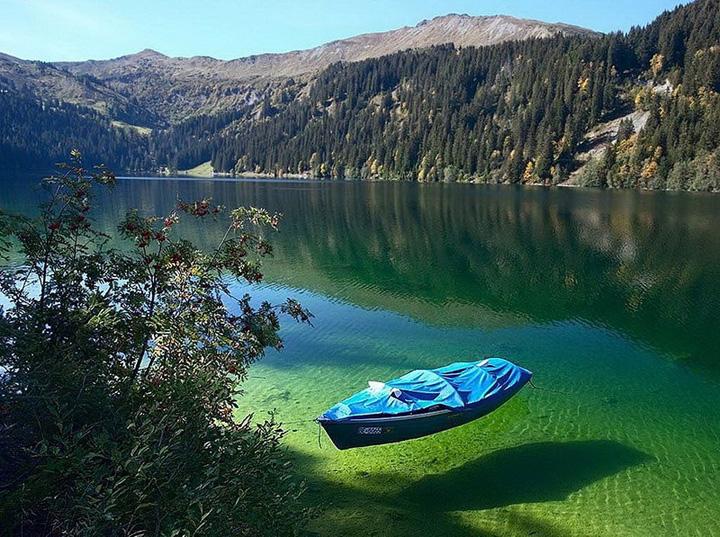 Озеро Кёнигзее (Королевское озеро)