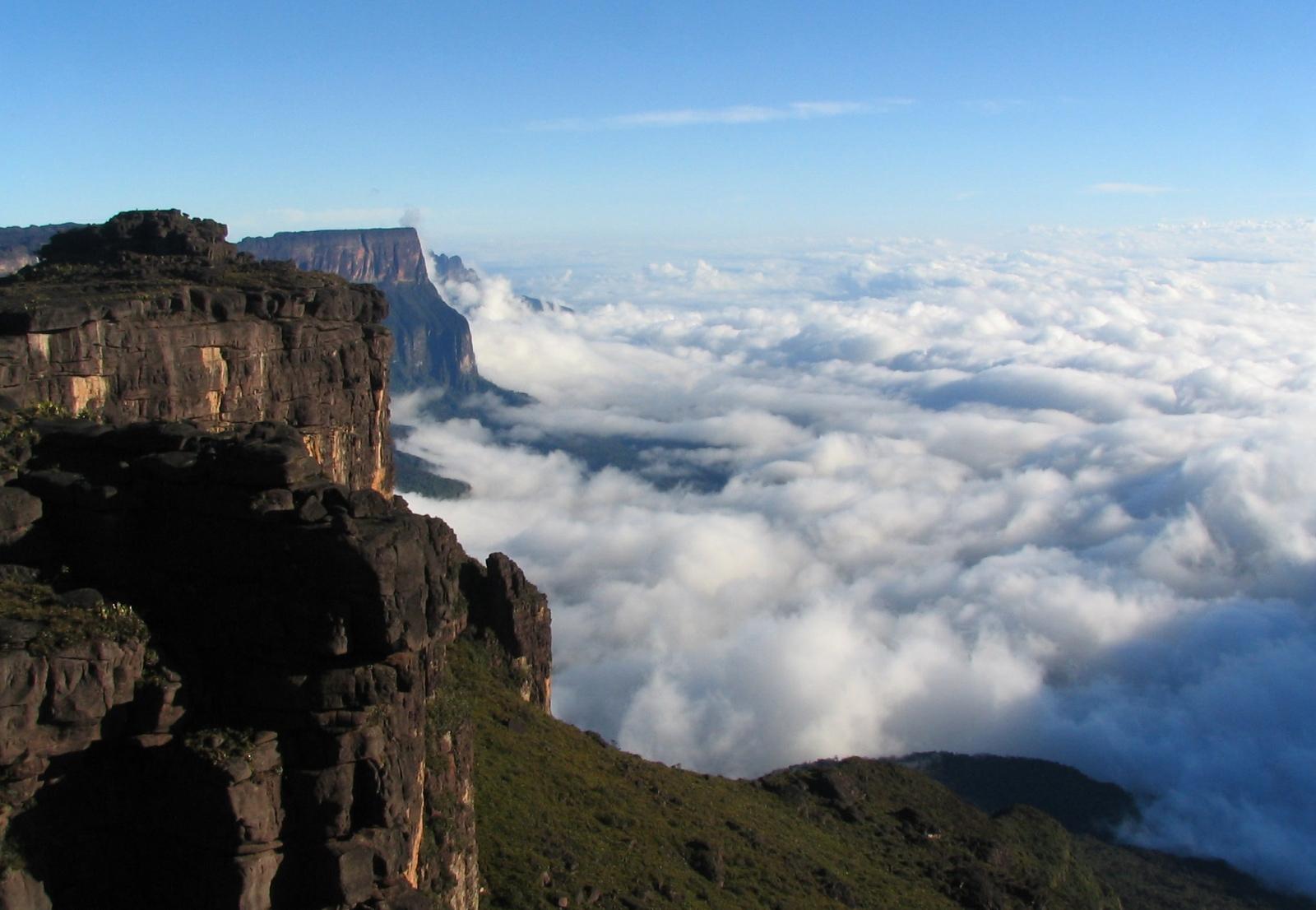 гора Рорайма фото 1