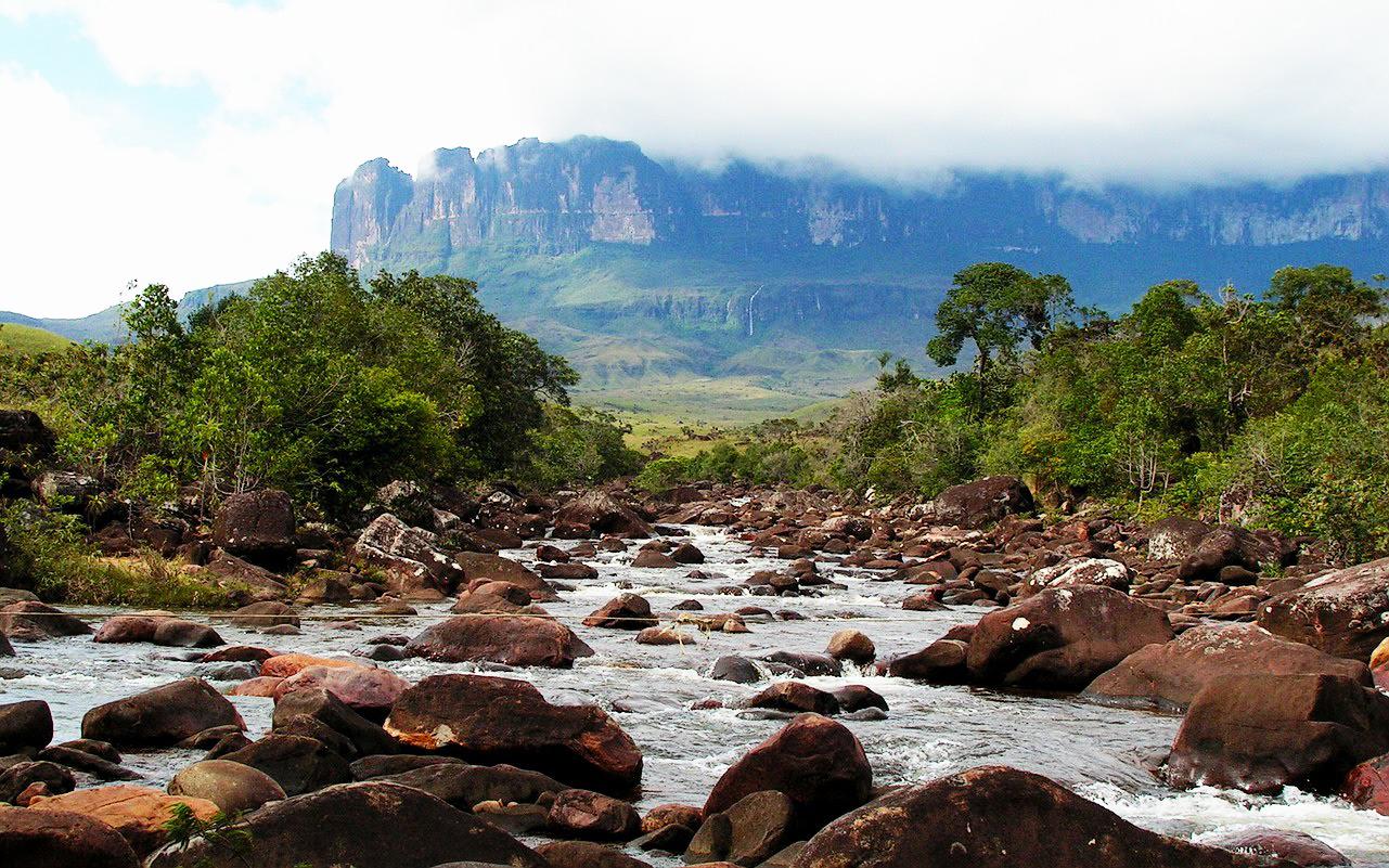 гора Рорайма фото 4